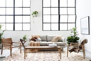 Interior v minimalistickém stylu