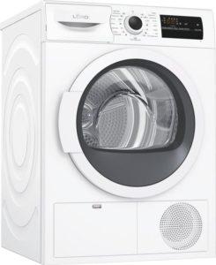 Lord T1 - sušička prádla s tepelným čerpadlem, A++, bílá