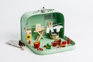 Kufřík Moje domácnost