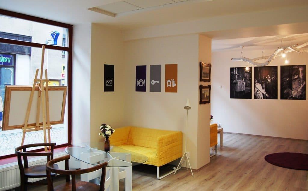 Kancelář Galerie realit