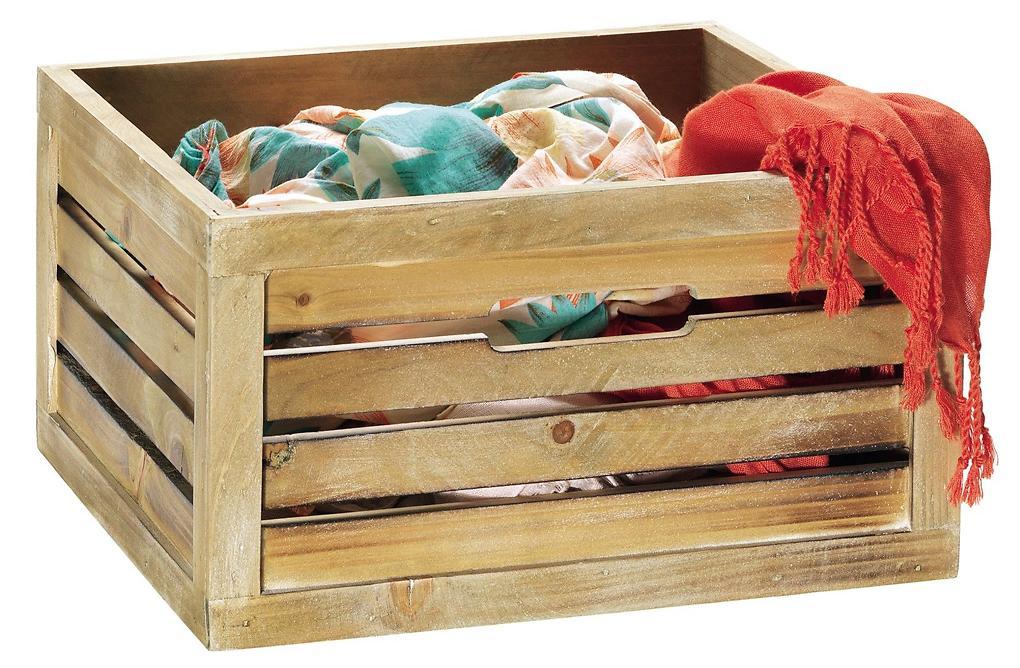 Dřevěný box AUDREY