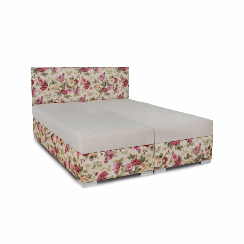 Čalouněná manželská postel VIVA Postel Viva