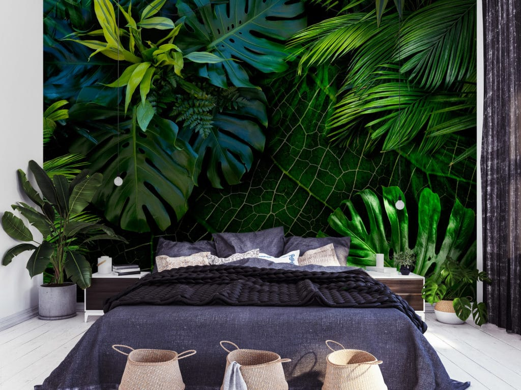 Tapeta džungle - 150x105 cm - Murando DeLuxe