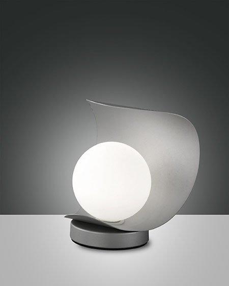 Italská LED stolní lampa Fabas 3414-30-137 Table stmívatelná