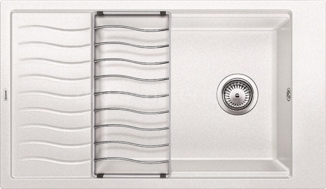 Set Blanco 43225_06 ELON XL 8 S bílá 520497 + FELISA-S bílá 520340