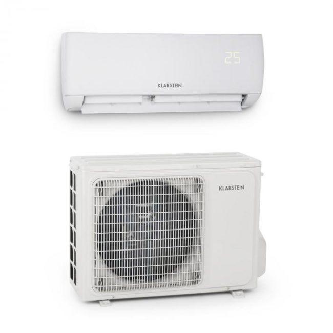 Klarstein Windwalker Smart, split klimatizace, 600 m³/h, 1090/970 W, 12000 BTU