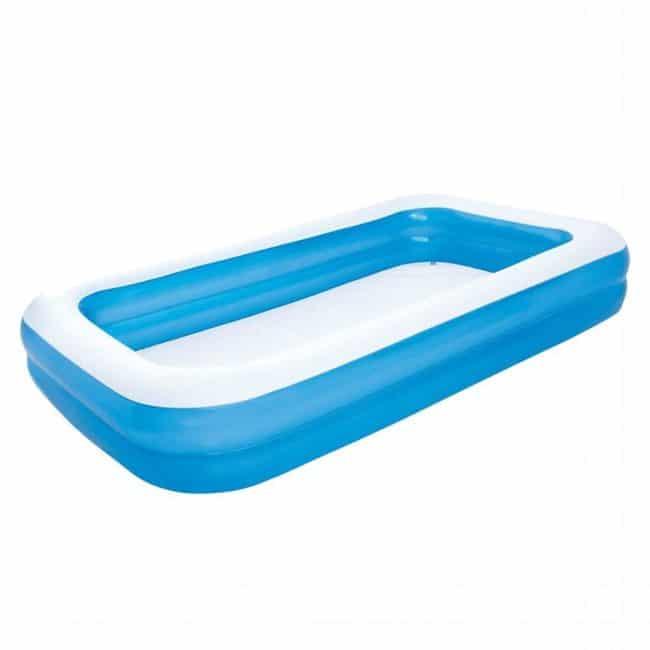 90772 Bestway Nafukovací bazén modro-bílý 305 x 183 x 46 cm 54150