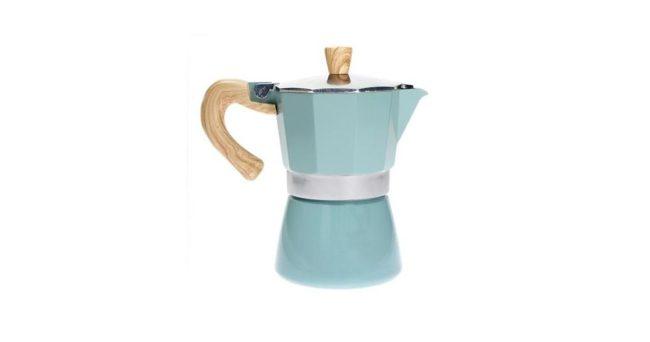Moka konvice na kávu Brandani Tiffany